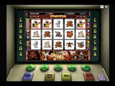 Игровой автомат CHUKCHA играть бесплатно и без регистрации онлайн