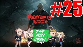 The FGN Crew Plays: Friday the 13th The Game #25 - The Beach Bum