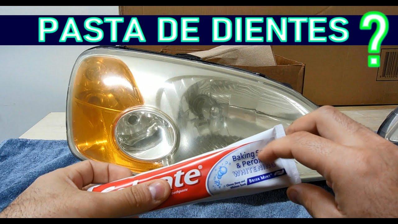 Headlight restoration using toothpaste restuarar luces con pasta dental funciona youtube - Como limpiar el interior del coche ...