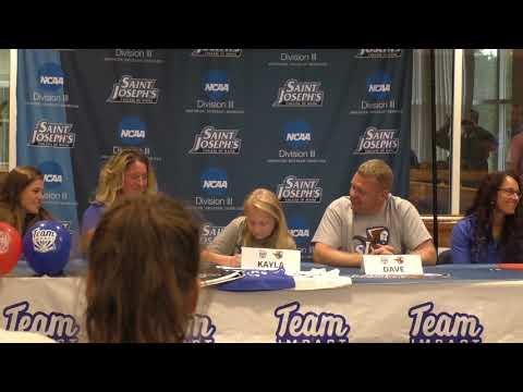 SJC Field Hockey Draft Day: Kayla Collins