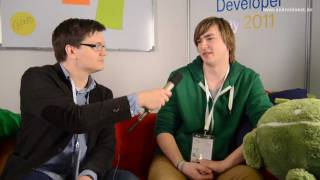 GDD Berlin 2011 - Coolya (CyanogenMod) im Interview - androidnext.de