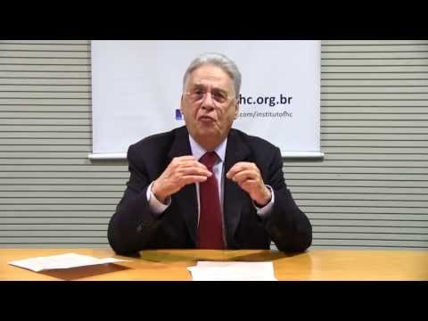 Fernando Henrique Cardoso - Chair of the Global Commission on Drug Policy