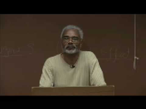 Lecture 3 | African-American Freedom Struggle (Stanford)