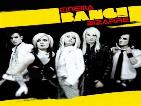Cinema Bizarre - Bang (2010) [Full Album]