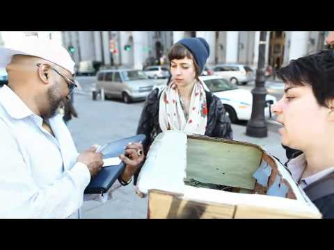 Occupy Museums - Brings 477 home to American Museum of Finance for permanent collection