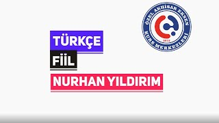 Gambar cover Türkçe - FİİL 1 - Nurhan YILDIRIM