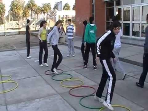 juegos coordinacion visomotriz educacion fisica
