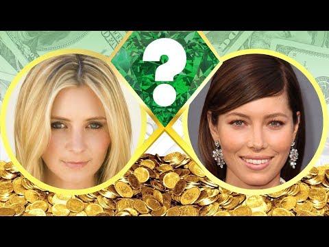 WHO'S RICHER? - Beverley Mitchell or Jessica Biel? - Net Worth Revealed! (2017)