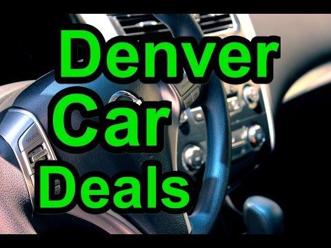 Chevrolet, Dodge, Ford, Toyota, Jeep | Car Dealerships In Denver