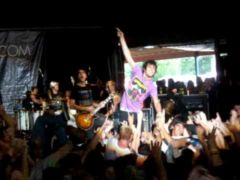 Boys like Girls - The Great Escape at Warped Tour 2007
