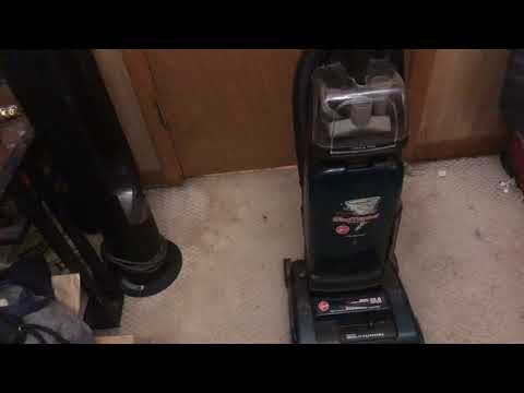 Hoover windtunnel plus review