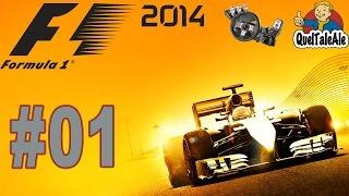 F1 2014 - Gameplay ITA - Logitech G27 - Carriera #01 - Qualifiche Australia