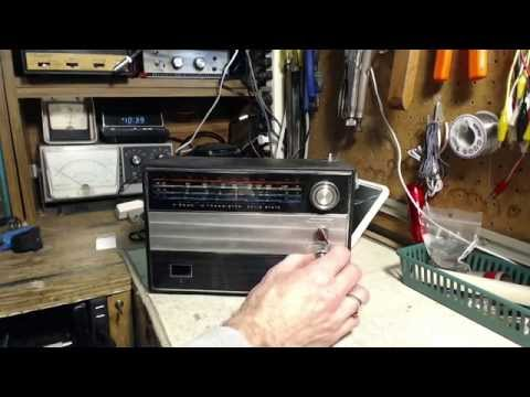 Japanese Super-Sonic 4Band 12 Transistor Radio (reposted)