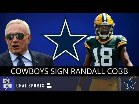 Randall Cobb Signs With Dallas Cowboys In NFL Free Agency   Cowboys News