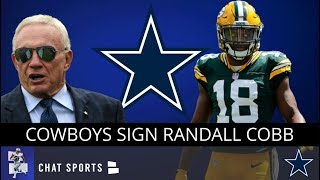 Randall Cobb Signs With Dallas Cowboys In NFL Free Agency | Cowboys News