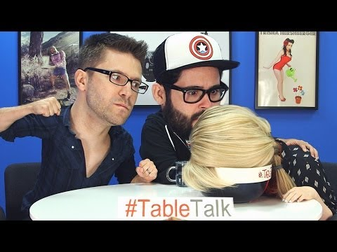 Mer-People and The Universal Library Of Knowledge on #TableTalk!