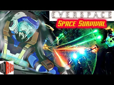 Everspace VR !!! My favorite VR space game - part 2 with Hotas