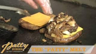 Patty Burger - Patty Melt