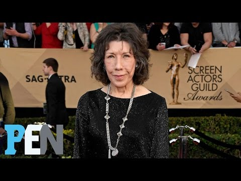 Lily Tomlin & Wife Jane Wagner Talk About Her Amazing Career | PEN | Entertainment Weekly