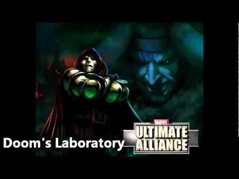 Repeat Marvel Ultimate Alliance OST 322 - Castle Doom