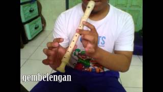 Gambar cover Suling Show - Gundhul Gundhul Pacul | TheWongapakID's Weekend