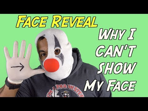 FACE REVEAL-Reasons why I CAN'T show my face (Playstation 4 Giveaway Winner and Hoverboard Giveaway)