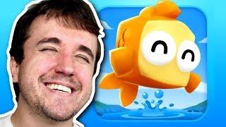 PEIXE FORA D'ÁGUA! - Fish Out Of Water (iPad)