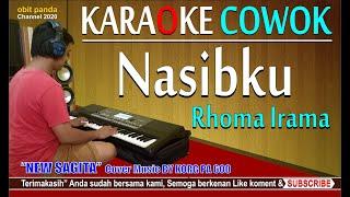 NASIBKU Rhoma Irama Karaoke no vocal stereo audio