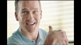 Peyton Manning Commercials Compilation NFL Ads