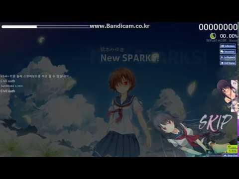 Hashimoto Miyuki - New SPARKS! (Rinshan Kaihou!) FC