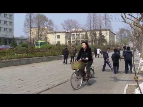 Hamhung City Street Scenes - North Korea, DPRK