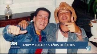 Andy y Lucas en Noticias Mediodía