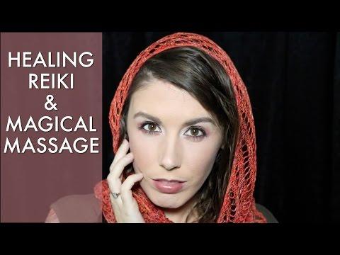 💖💆Mama Tingles💆💖: Healing Reiki and Massage Role Play ASMR (3Dio; Binaural)