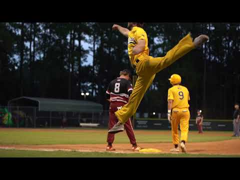 Baseball First Base Coach Performs Ballet During Game