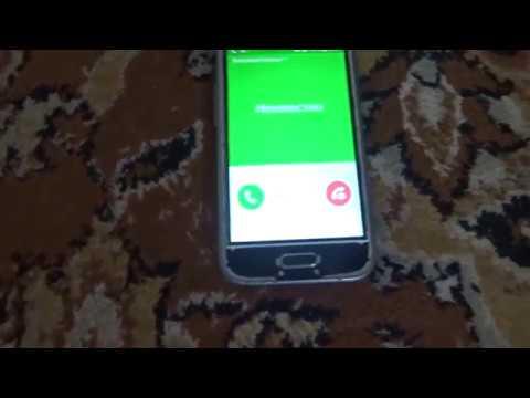 Samsung Galaxy J1 Mini SM-J105H Incoming Call