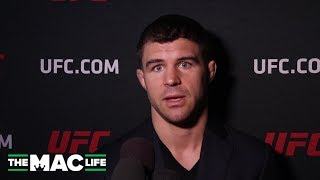 Al Iaquinta talks 'Cowboy' Cerrone, UFC relationship.. and no he isn't scared of Justin Gaethje