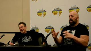 Q & A With The Big Show: Show Explains Why He is Not A Fan WWE NXT