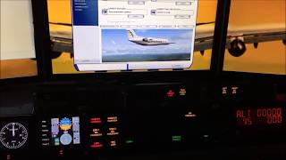 Home Cockpit - How to fix Saitek Panel not turning on with Flight Sim FSX