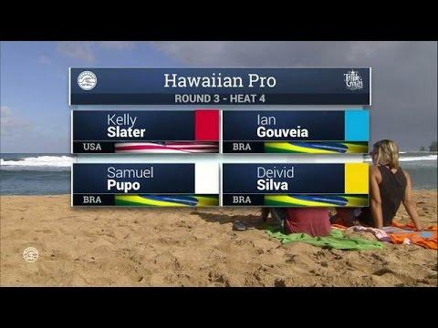 2016 Hawaiian Pro: Round Three Heat 4
