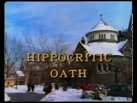 Alfred Hitchcock presents Hippocritic Oath FIN SUB 1988