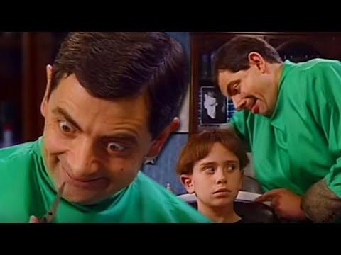 Bean BARBER | Mr Bean Full Episodes | Mr Bean Official