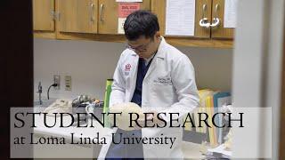 LLU Research - Paul Jung