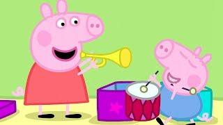 Peppa Pig in Hindi - Secrets - Rahasya - हिंदी Kahaniya - Hindi Cartoons for Kids