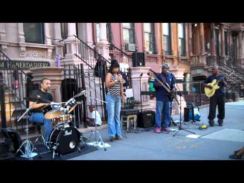 Soul Unlimited - Harlem 2014 Make Music New York Part 4