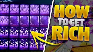 5 Ways To Get Rich On Rocket League