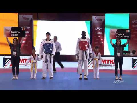 Grand Prix Final - México 2015 - Day 1 - Preliminary Rounds