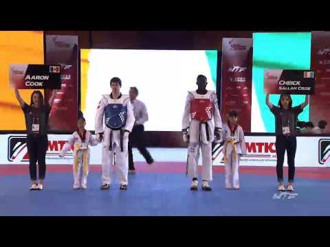 Grand Prix Final - México 2015 - Day 1 - Preliminary Rounds
