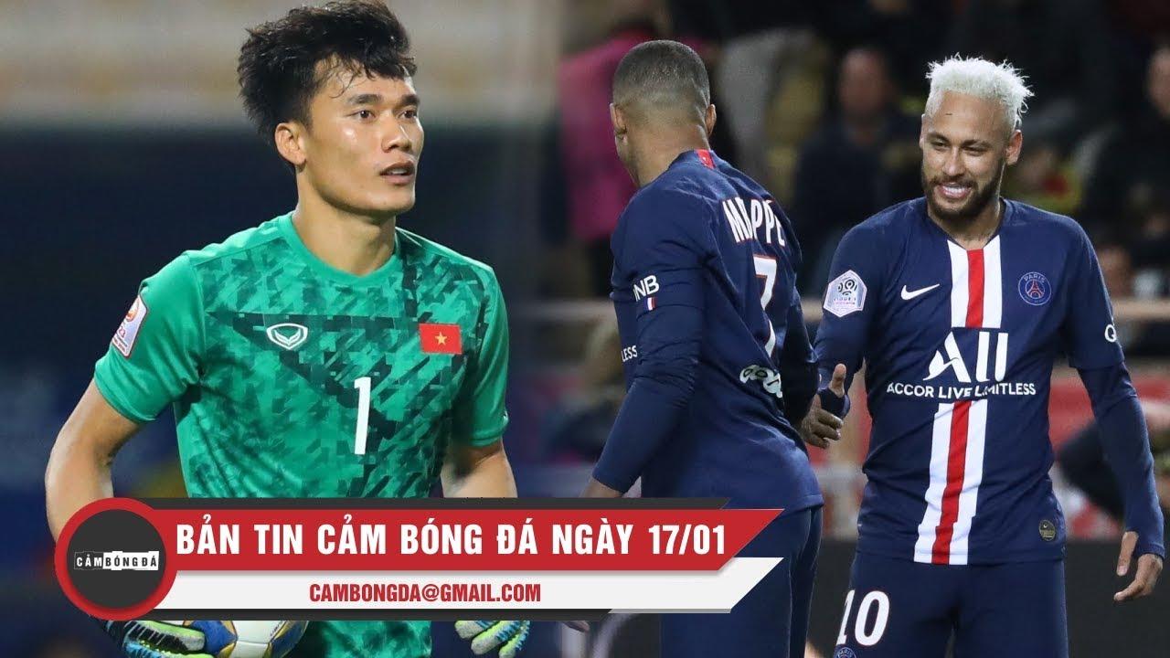 Bản tin Cảm Bóng Đá ngày 17/1 | Báo Châu Á cho rằng VN xứng đáng bị loại; Neymar sẽ ở lại PSG