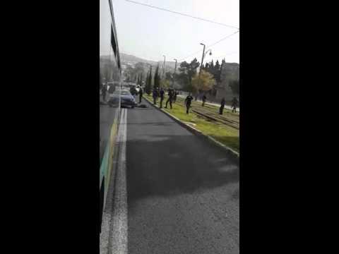 Jerusalem terrorist is eliminated by police (Media Resource Group)