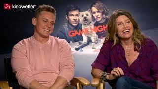 Interview Billy Magnussen & Sharon Horgan GAME NIGHT